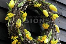 Crafts - Wreaths / by Our Life