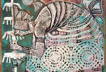 Arte afro-brasileira