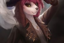 Personal favorites: Furries/Anthros