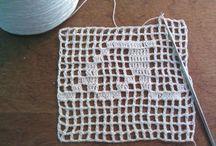 Letras em Crochet da SiL