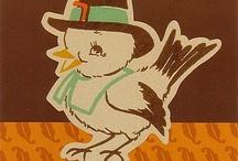 Vintage Thanksgiving / by Jamie Jackman