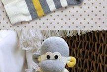 Socks toy