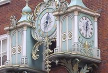LOndon Clocks.