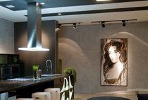 CasaCor 2012 - Gourmet Arte / Projeto arquitetônico de interiores para CasaCor Florianópolis em 2012.