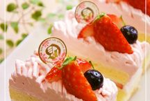 Dessert - Pastries and Special Desserts