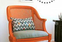 Reupholster / by Shirley Ward