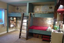 Chlapecké pokoje