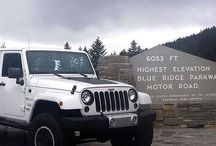 Dominate all heights, just like Jeffrey M. did. #WranglerWednesday - photo from jeepofficial