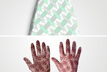 Guapa inspiration / Illustrative images of guapa patterns on everyday items and patterns from around that inspire us