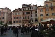 Rome / Rome een geweldige stad waar iedereen een keer geweest moet zijn
