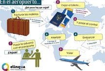 Vocabulario Viajes