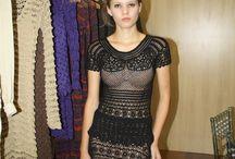 Dress and skitrs crochet