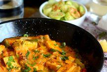 Indian Paneer recipes