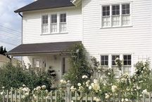 Lovely yards & gardens & porches