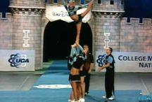 cheerleading IS a sport / by Ashley Anischko