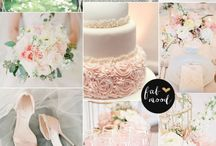 Blush and pink ideas
