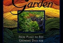 A dyers garden