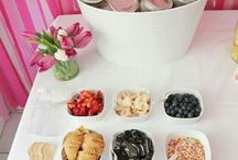 Ideas for parties