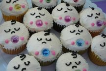 Baby Shower Cupcakes Cuppie Cakes