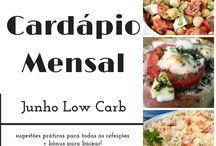 Low Carb, funcional  e alimentação vegana