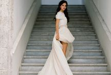Wedding Portraits / Here you'll find our favorite wedding portraits, which serve as perfect inspiration for the complete wedding day look. Gorgeous gowns, suits, hairstyles, bouquets and more.  / by Once Wed