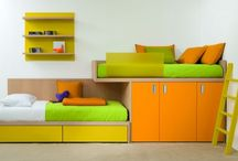 Kid's Room and kids stuff / by Amber Lutz