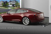 Tesla Model S / by StreetSideAuto.com