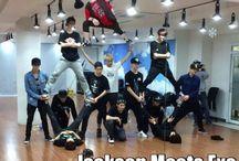 K-pop mems
