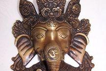 Statues & Masks