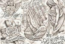 Tattoos / Chicano