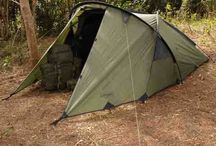 Tents / You can't call it camping without a tent. Tents protect you from the elements, bugs and other irritants while allowing you to relax comfortably. Pickup your tent today.