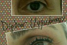 Eyeliner uygulaması / Eyeliner