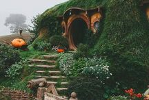 ∴ middle-earth ∵