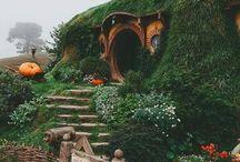 a cosy hobbit hole
