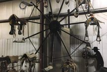 Tack Room Ideas & Inspiration / Gorgeous tack room inspiration and tack room ideas to get your creative ideas flowing!