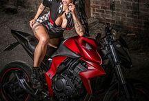 Bikes and Girls