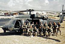 El helicóptero en la guerra de Somalía (1993 y 2006)