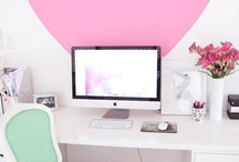 Home Office / by Lace & Pearls