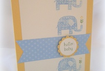 Baby cards / by Grace Schupp