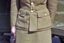 Princess Elizabeth on  Duty