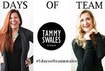 Meet Team Swales! / We are a fun photography team in Rochester NY who LOVE everything wedding and people!  www.tammyswales.com / by Tammy Swales