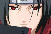Akatsuki: Itachi Uchiha / Sasuke's older brother who wiped out the Uchiha clan. He left village and joined the akatsuki. Cruel on the outside kind in the inside. Excellent warrier, master of sharingan, prodigy of the Uchiha clan. I always thought its more behind the slaughter he did. His eyes are the gentliest of the show. Their depht and eyelashes are enough to make a girl astonished. One of the most heartbreaking deaths in the show.