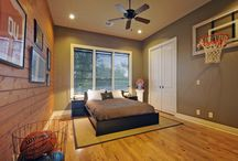 Boys Bedroom Ideas / by Jessica Bailey