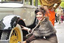 Coches de época, vintage y románticos / Alquiler de coches y motocicletas para:  Eventos, sesiones fotográficas y exposiciones de coches clásicos/época
