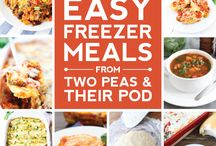 Freezer Meals / by Real Mom Nutrition