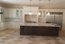 "Classy Closets: Kitchens / Custom kitchens done by Classy Closets / by Classy Closets ""Life.Organized."""
