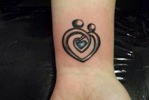 my children tattoo