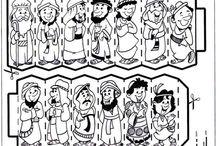 Jacob y las 12 tribus
