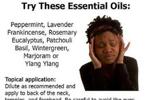 essential oils / by Jeni Lilley