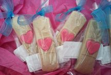 Characters Chocolate Favors / Chocolate Candy Favors
